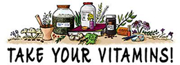 Take Your Vitamins!
